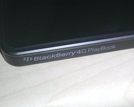 Анонс планшета BlackBerry PlayBook 4G LTE